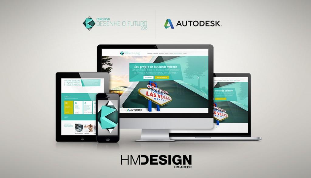 Autodesk Desenhe o Futuro