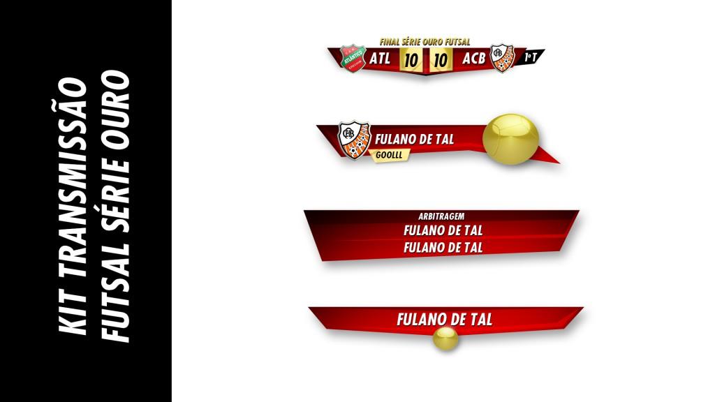 Graphic Kit for Futsal