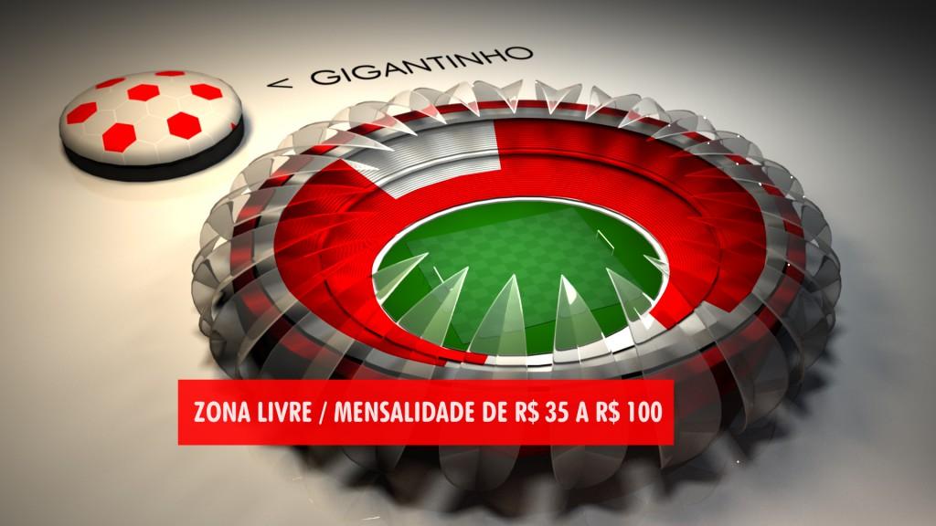 Beira Rio - 3D Presentation