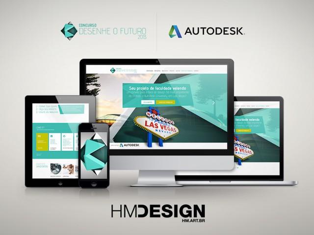 Autodesk – Draw the future – UI-UX