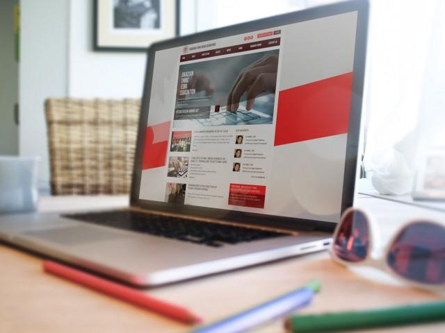 Canadian Ethnic Media Association – Website – UI-UX