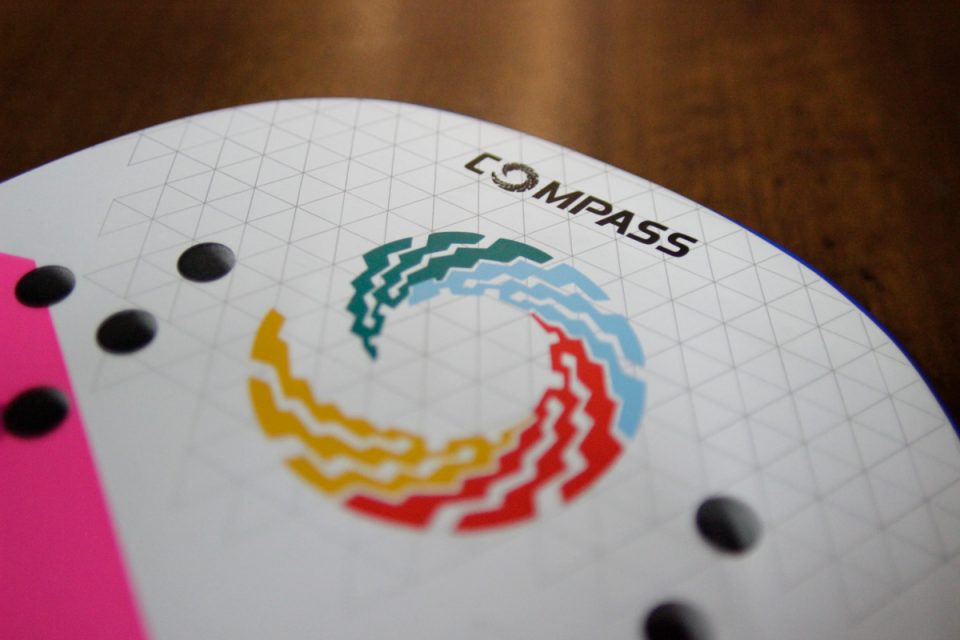 Compass Beach Tennis Racket