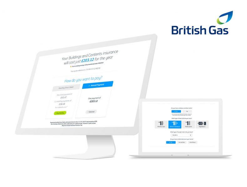 British Gas – Home Insurance