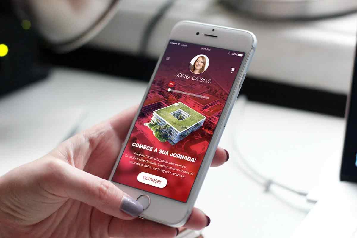 English Learning Course Hybrid App – Unisinos