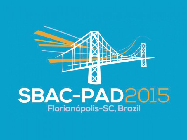 SBAC PAD Conference 2015