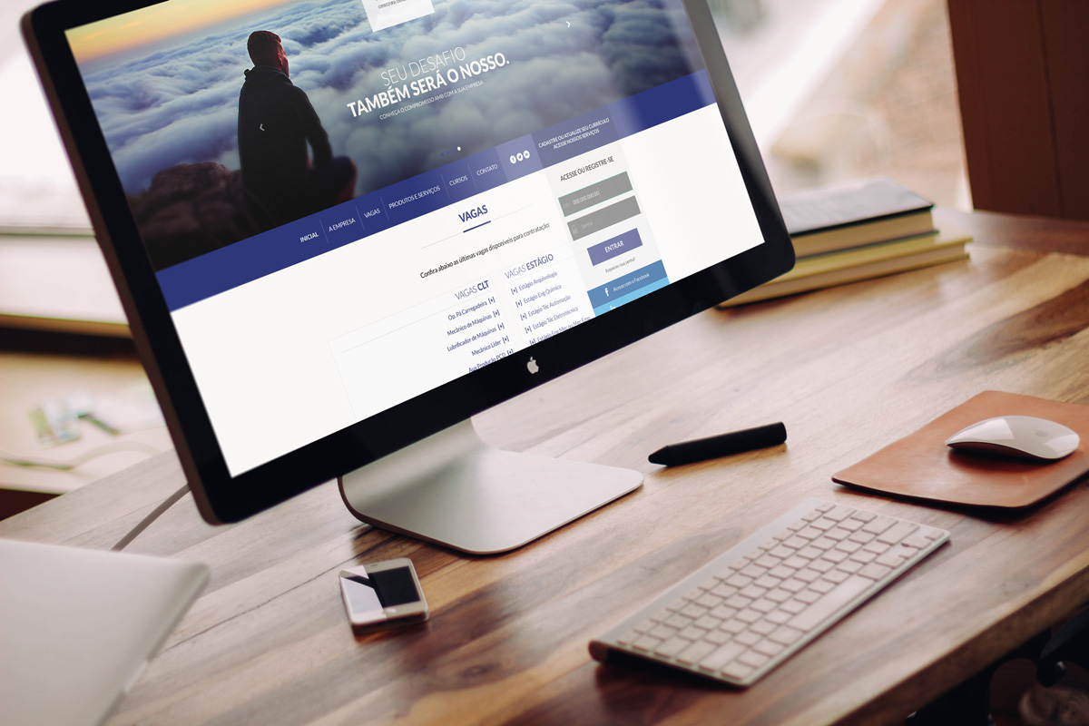 AMB Consultancy Website – UI-UX
