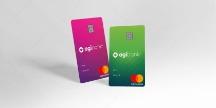 Agibank Card Design