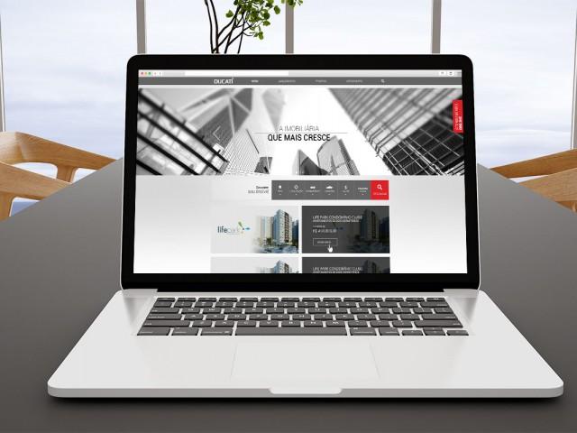 Ducati – Real Estate Website – UI