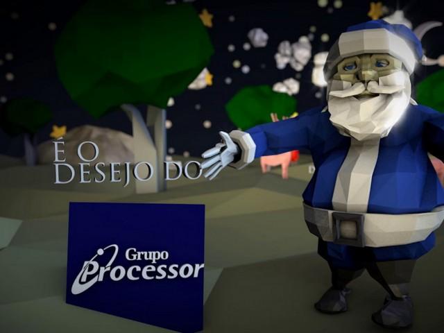 Grupo Processor Christmas Motion Graphics