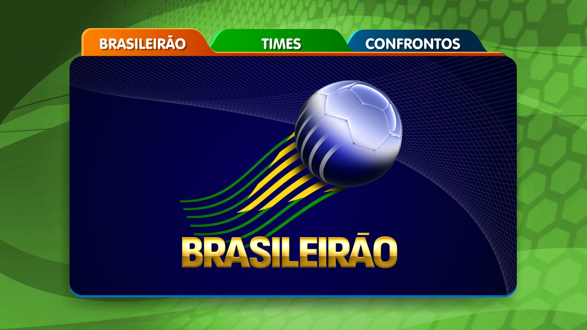 Brasileirão – Soccer Statistics Touchscreen UI