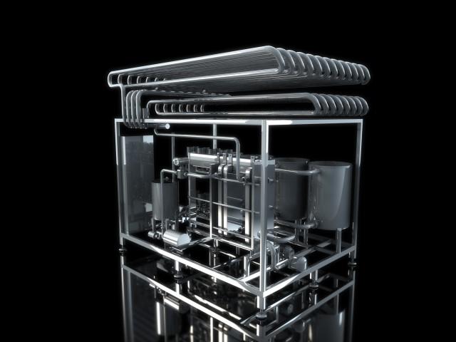 Technical 3D Equipment – Sahave