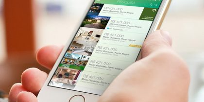 Pense Imóveis (real estate portal) – iOS8 – Android L and WP8 UI-UX