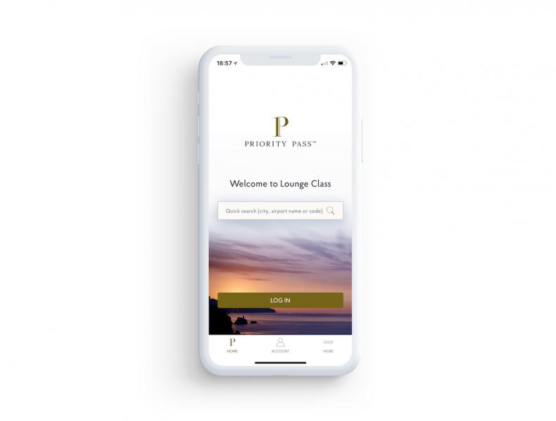 Priority Pass App – UX Design